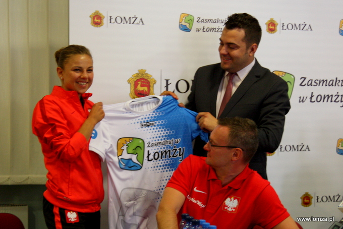 Konferencja prasowa przed meczem Polska – Litwa
