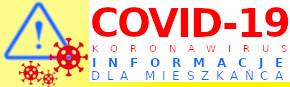 COVID-19 Koronawirus Informacje dla Mieszkańca